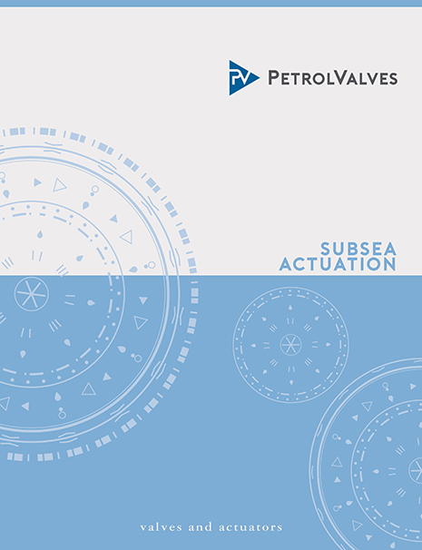 SUBSEA ACTUATIONS